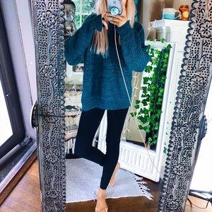 Sweaters - Izrah Fisherman's Knit Sweater B85
